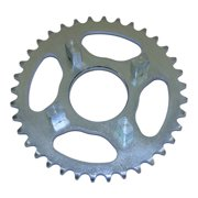 JT Sprocket JTR256.36 Steel Rear Sprocket 36 Tooth Fits Honda