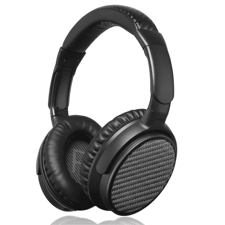 Ideausa Wireless Noise Canceling Bluetooth Headphones Over Ear With Mic V201