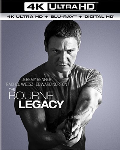 The Bourne Legacy (4K Ultra HD)