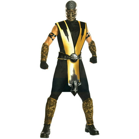 Scorpion Adult Halloween Costume - One Size - Scorpion King Halloween Costume