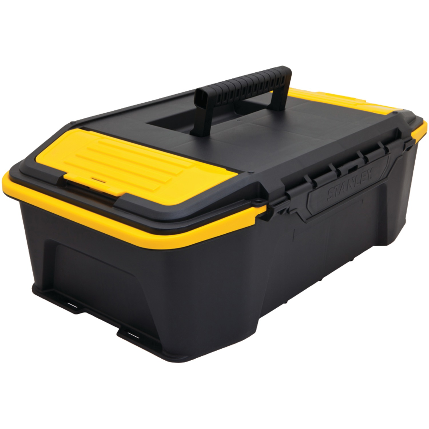 """STANLEY Portable Tool Box,19""""W x 12""""D x 9-3/4""""H STST19950"""