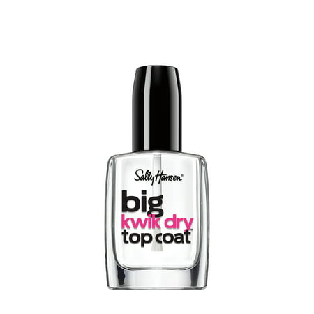 Sally Hansen Treatment Big Kwik Dry Top Coat 0.4 fl