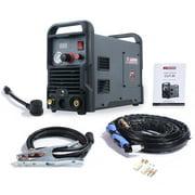 CUT-30 Amp Plasma Cutter Colossal Tech. 3/8 in. Clean Cut 120/240V Compatible DC Inverter Cutting