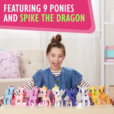 Best My Little Pony Friendship is Magic Toys Ultimate Equestria Collection deal