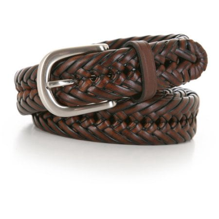 Wrangler Men's Braided Belt (60 Hz Belt)