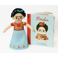 Deals on Frida Kahlo Doll and Book Set : For the Littlest Dreamers