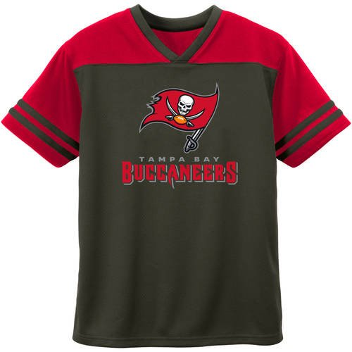 NFL Tampa Bay Buccaneers Youth Short Sleeve Graphic Tee