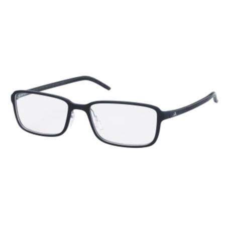 b84bca0f057 Eyeglasses Adidas Lite Fit Full Rim SPX A 690 6051 black matte - Walmart.com