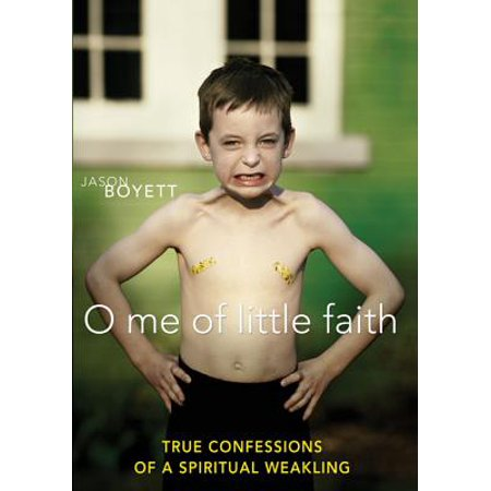 O Me of Little Faith : True Confessions of a Spiritual (Have A Little Faith In Me Piano Cover)