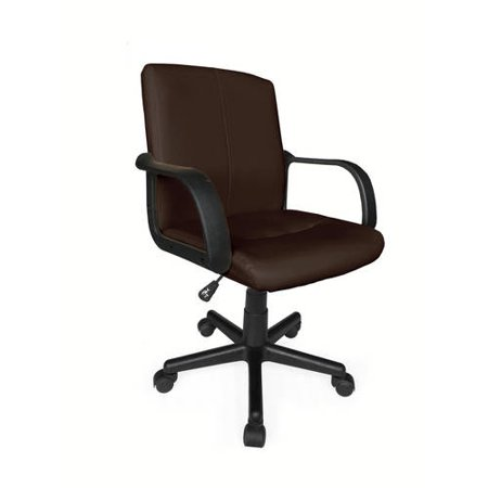 Mainstays Tufted Leather Mid Back Office Chair  Multiple ColorsMainstays Tufted Leather Mid Back Office Chair  Multiple Colors  . Mid Back Office Chair Mainstays. Home Design Ideas