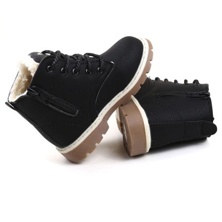 179a7363c99b Binmer - Binmer® Hot Sale Children Warm Boys Girls Martin Sneaker Boots Kids  Baby Casual Shoes - Walmart.com