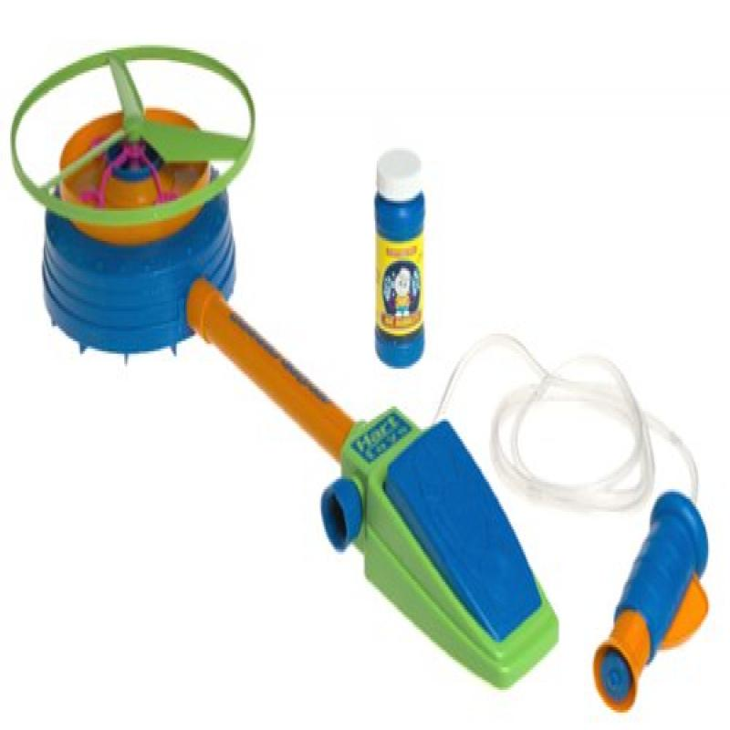 Bubble Copter by