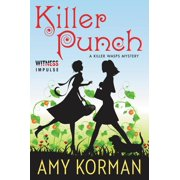 Killer Punch: A Killer Wasps Mystery (Paperback)
