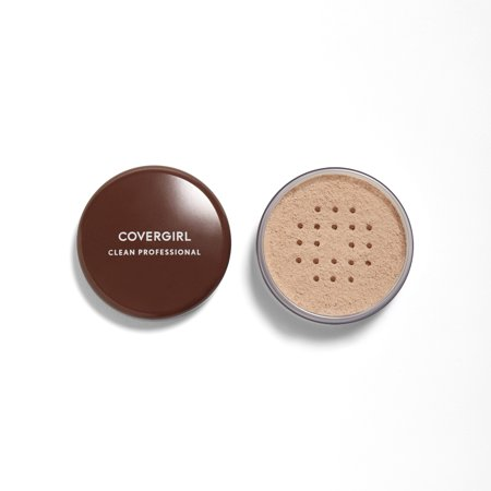 COVERGIRL Clean Professional Loose Powder, 110 Translucent