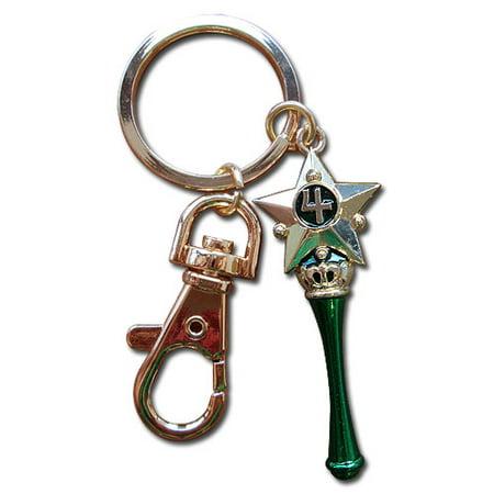 Key Chain - Sailor Moon - Star Power Stick Jupiter Toys New ge38528