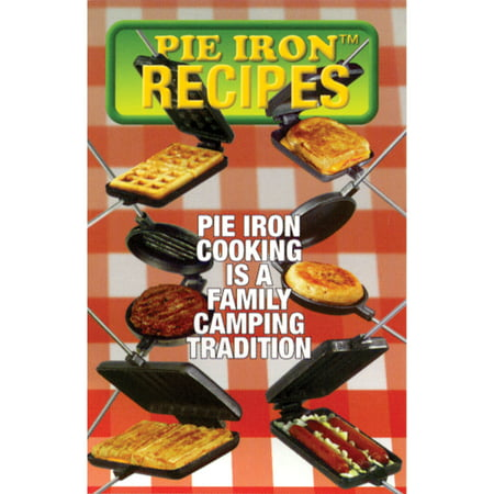 Rome Industries 2000 Pie Iron Recipes By Richard O'Russa