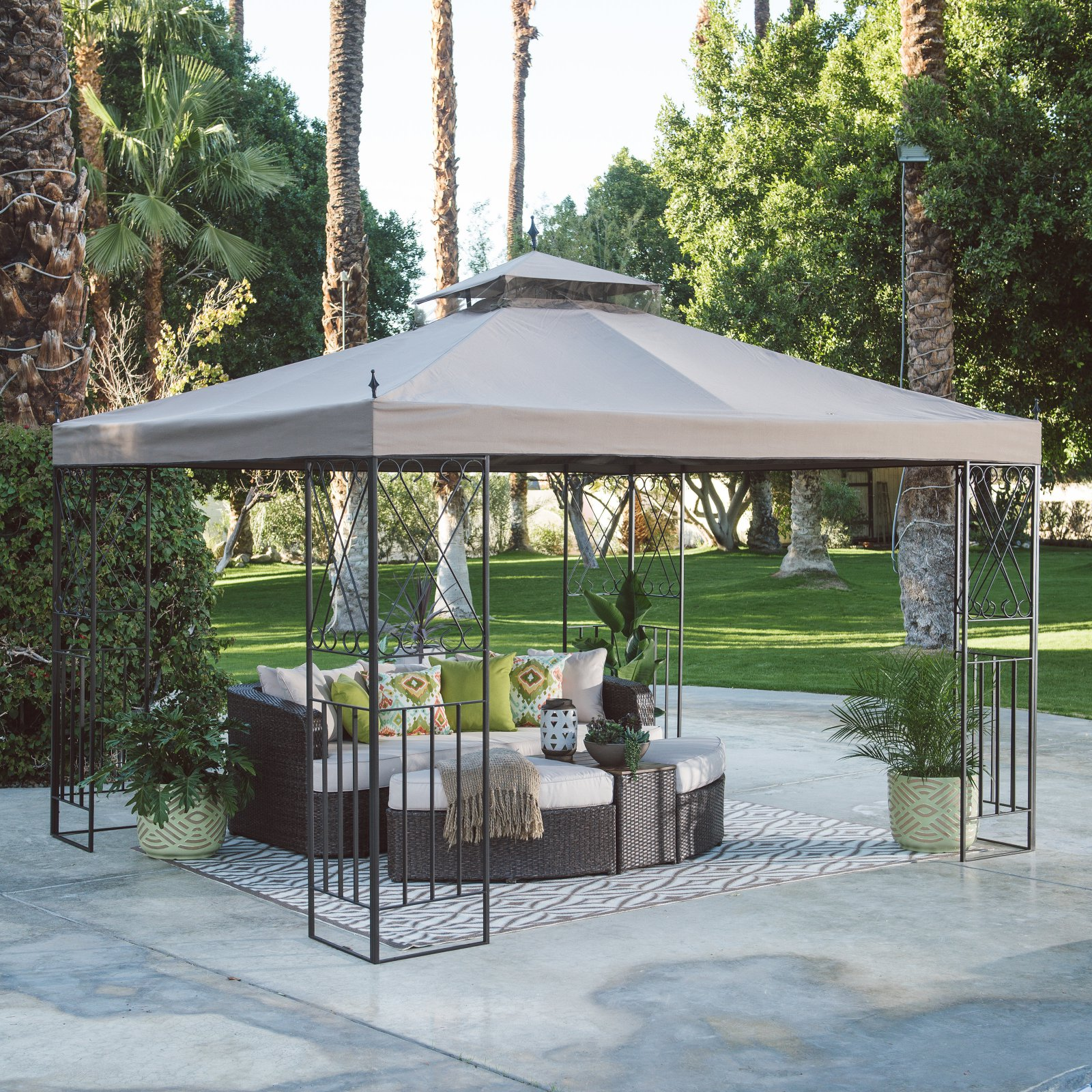 Belham Living Parlay 10 x 12 ft. Gazebo by