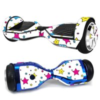 Skin for Hover-1 Ultra Hoverboard Scooter - Smiley Stars | Protective, Durable, and Unique Vinyl Decal wrap cover | Easy To Apply, Remove, and Change Styles