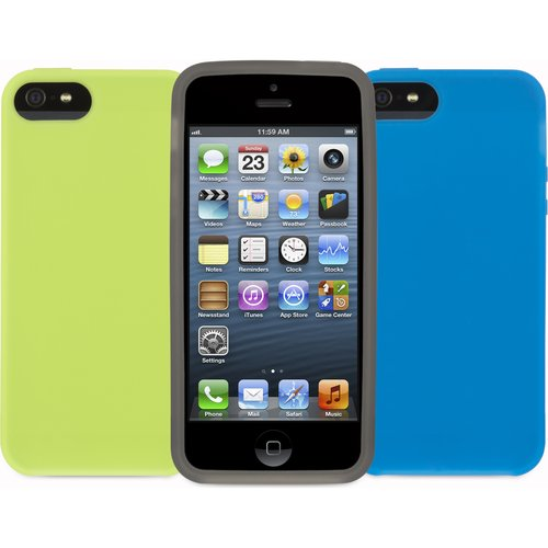 Griffin Immerse Case for iPhone 5, 3pk
