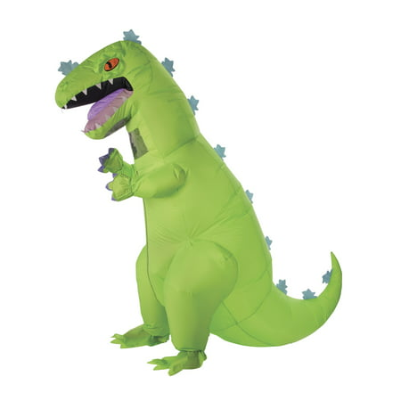 Rugrats Halloween Costume (Rugrats Adult Inflatable Reptar)