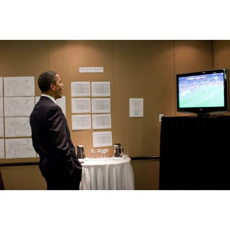 President Barack Obama Watches The US Vs Ghana World Cup Soccer Game Before A Meeting At The G20 Summit In Toronto Canada Saturday June 26 2010 History