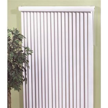 Lotus Windoware 3 12 Inch Vinyl 70 12 X 46 Vertical Blind In