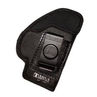 Tagua Gunleather TWHS-355 Eco-Leather Holster, Most 9mm/40mm/45 S-Stack Black RH