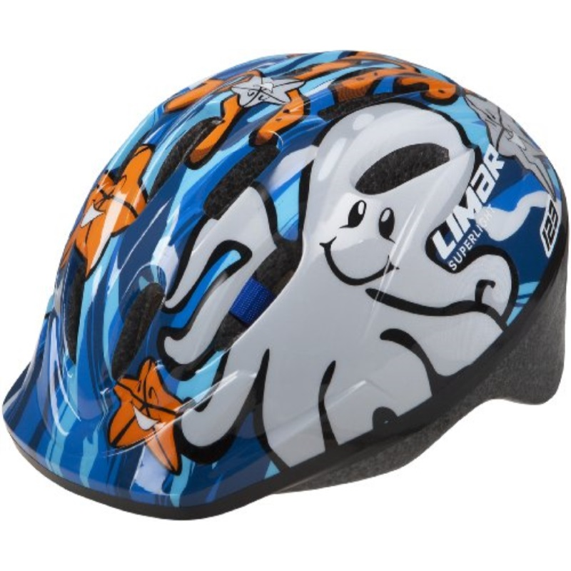 Limar 123 Toddler Wave Helmet, Small
