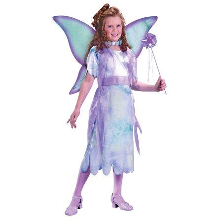 Water Halloween Costume (Watercolor Fairy - Purple Child Halloween)