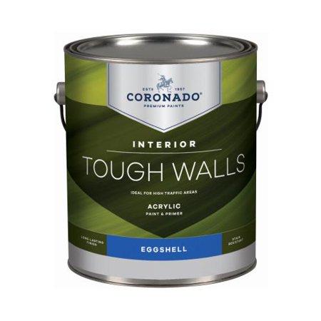 - Benjamin Moore & Co-Coronado C34.1.1 TWGAL WHT Egg INT Paint - Quantity 4