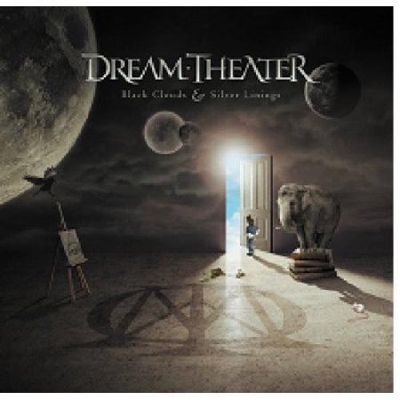 Black Clouds and Silver Linings (CD) (Dream Theater Black Clouds And Silver Linings)