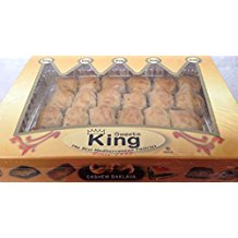 - Sweets King Baklava Half Moon 10 Oz. Pack Of 1.