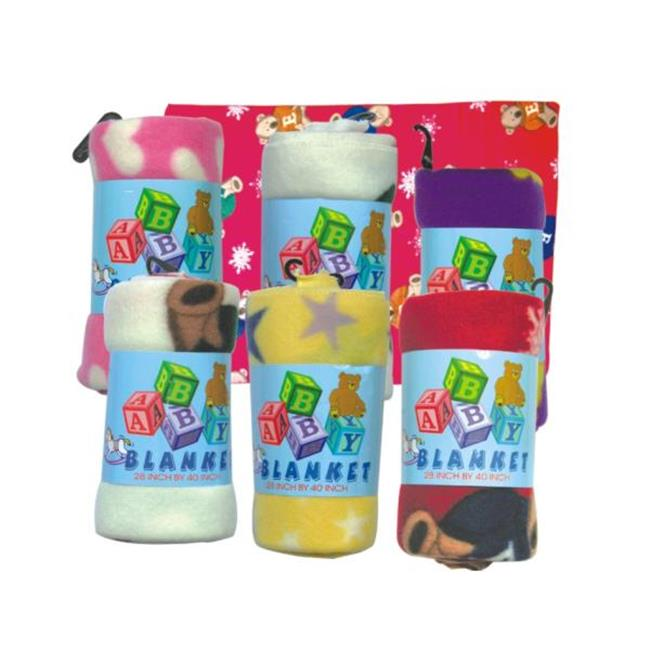 DDI 678631 Baby Blanket Case Of 72