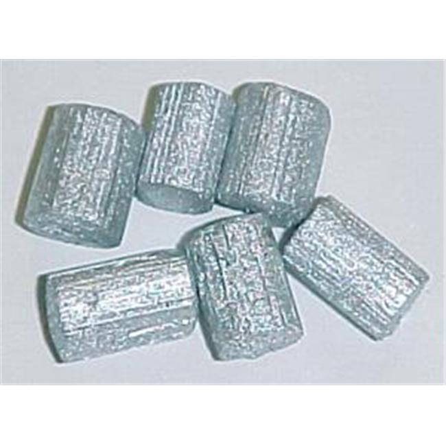 Olympia Sports 14733 Pith Balls - Aluminum Paint - Bag of 6