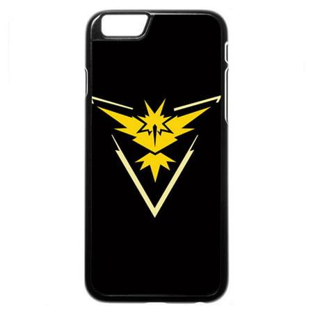 Pokemon Go Team Instinct iPhone 7 Case