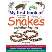My First Book of Southern African Snakes & other Reptiles - eBook