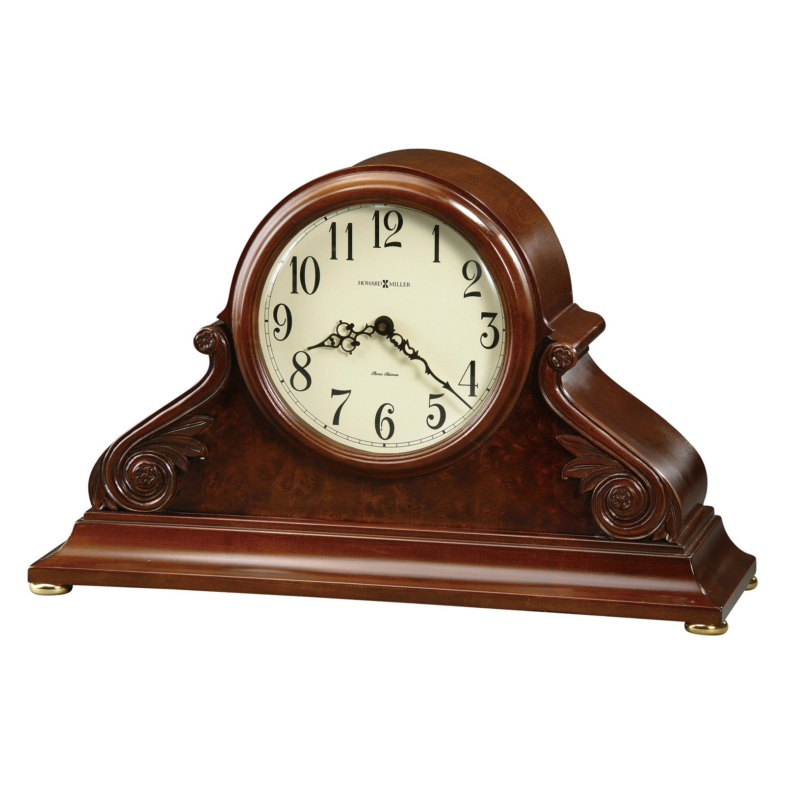 Howard Miller 635-152 Sophie 82nd Anniversary Mantel Clock by Howard Miller