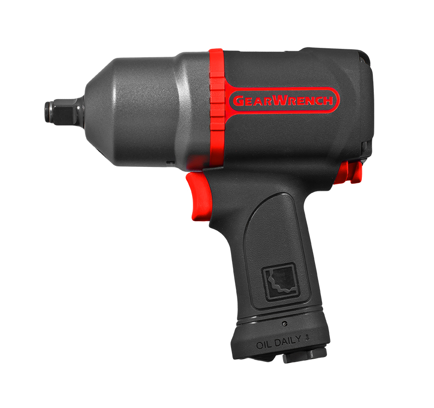 """1 2"""" Drive Premium Air Impact Wrench by KD Tools"""