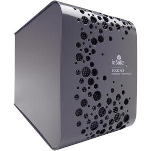 4TB SOLO G3 USB 3.0 W/ 1YR DRS FIREPROOF AND WATERPROOF