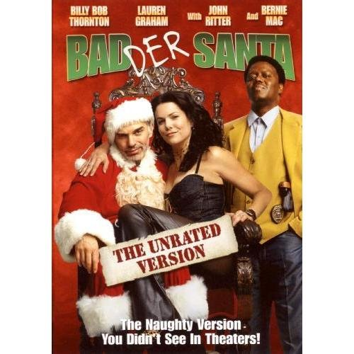 Badder Santa (The Unrated Version) (Widescreen)