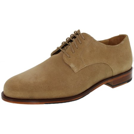 Cole Haan Men's Carter Ankle-High Suede Oxford Shoe
