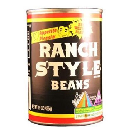 Product Of Ranch Style, Original Beans Can, Count 1 - Beans / Grab Varieties & Flavors
