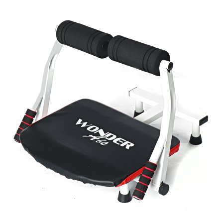 Fitness-abs Exercise Equipment ab Machine for Abs and Total Body Workout, Home Gym Fitness Equipment for All Ages