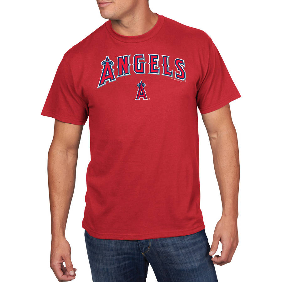 Men's MLB Los Angeles Angels Of Anaheim Team Tee