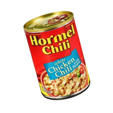 Chicken Chili (Hormel Natural White Chicken Chili with Beans, 15 Ounce (Pack of)