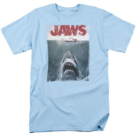 Jaws - Title - Short Sleeve Shirt - Medium