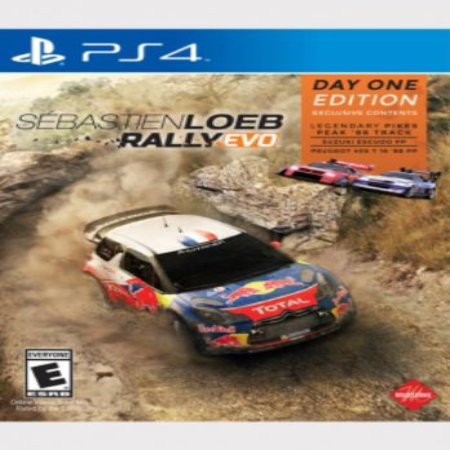 Sebastian Loeb Rally Day One Edition - Rally Games For School