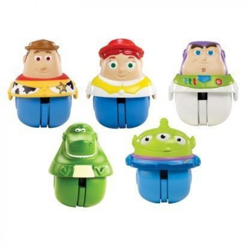 Disney Pixar Toy Story Zing 'Ems Canyon Adventure 5 Pack by