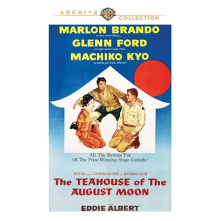 The Teahouse Of The August Moon (DVD)