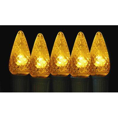 Brite Ideas 25 Bulb Warm White C9 LED Light Set ()